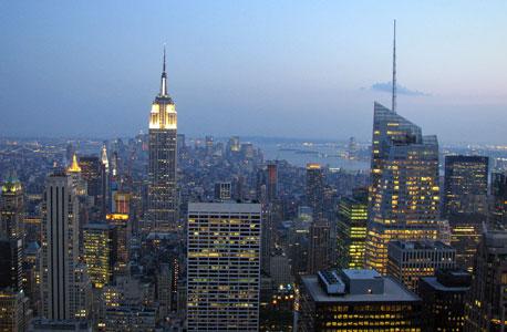 ניו יורק. פני הים עולים בקצב כפול