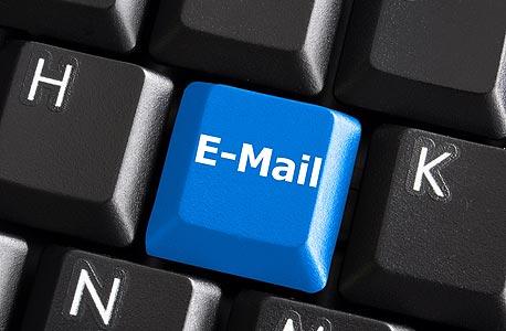 רוב תכתובות האימייל הן משא ומתן