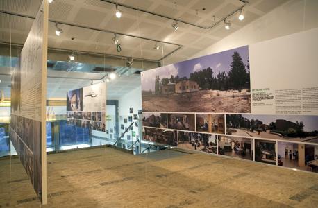 גלריה זהזהזה. התמחות: אדריכלות ועיצוב הסביבה