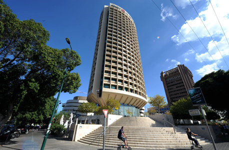 מגדל IBM, תל אביב: דמי השכירות עלו, ועמם ה־NOI