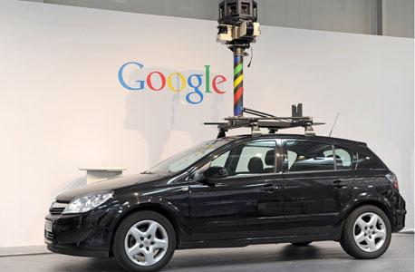 """פרשת סטריט וויו לא דועכת: צעדים משפטיים נגד גוגל בארה""""ב"""