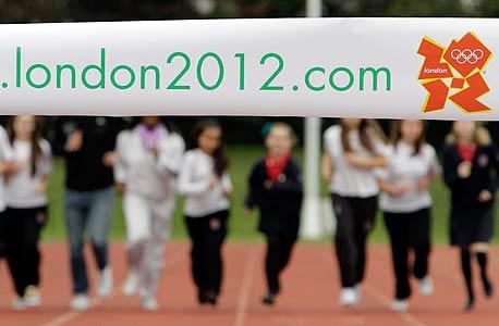 ממחר: ניתן לרכוש כרטיסים לאולימפיאדה בלונדון