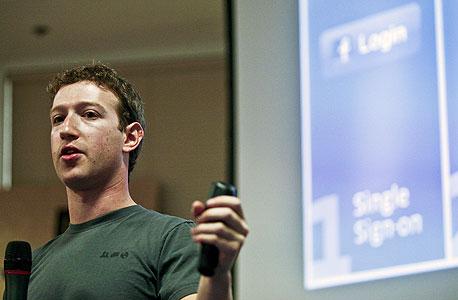"""מייסד פייסבוק, מארק צוקרברג. שלמה: """"אתרי המותגים הופכים לפחות רלבנטיים"""""""