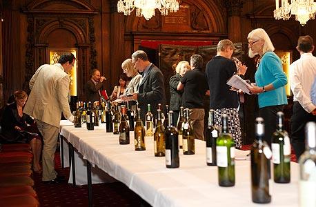 Wine Masters Institute. האצילות מחייבת דרך חתחתים