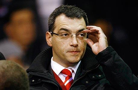 """דמיאן קומולי. האחראי החדש על """"אסטרטגיית הכדורגל"""" של ליברפול"""