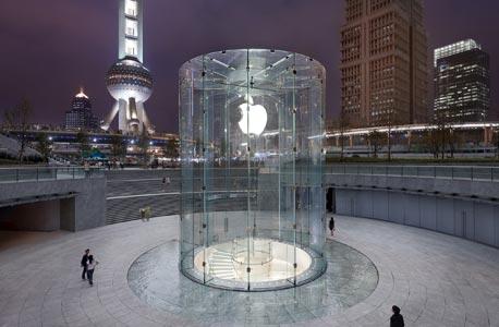 החנויות של אפל לא מצליחות למשוך קונים סינים מתעניינים