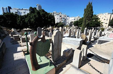בית הקברות ברחוב חובבי ציון בתל אביב: הנחה של 40 אלף שקל בעבר