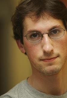 אהרון גרינשפן מחברת Think Computer Corp