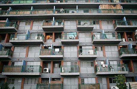 מגדל פלורנטין. 8 קומות, 167 דירות