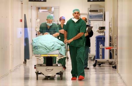 רופאים, צילום: אריאל בשור