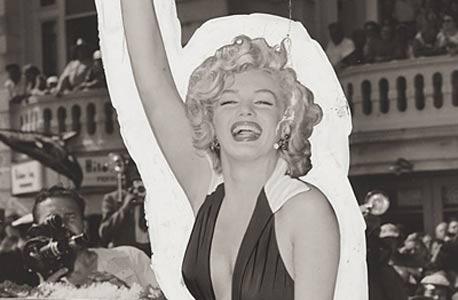 מרילין מונרו, דצמבר 1953, צילום: Stephen Wayda