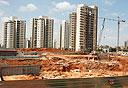 בנייה בגני תקווה, צילום: תומי הרפז