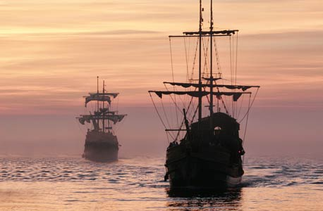 The age of discovery. Photo: Shutterstock