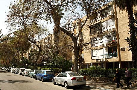 """מתחם רקנאטי ברמת אביב ג'. העירייה נגד פינוי-בינוי כי """"אין הצדקה"""""""