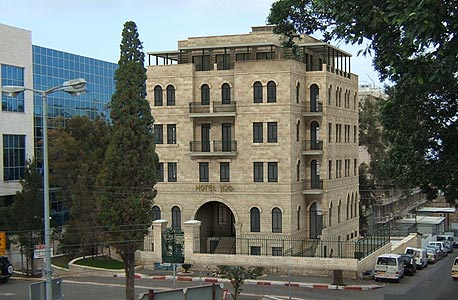 בניין לשימור בחיפה יהפוך למלון של רשת אטלס