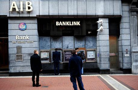 בנק AIB, צילום: בלומברג
