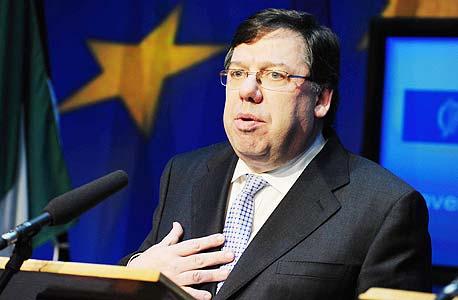 S&P הורידה את דירוג החוב של אירלנד