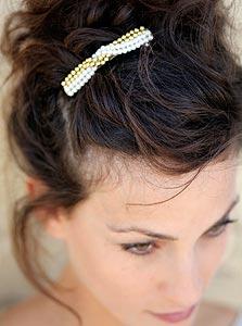סיכה של הדס קולודני, צילום: אלה סברדלוב קרן