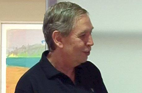 תמיר פרדו ראש המוסד