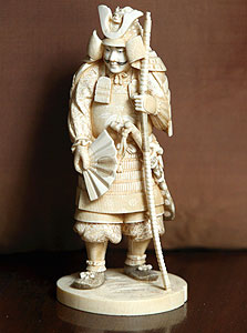 פסלון של סמוראי