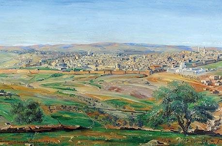 ירושלים של לודוויג בלום