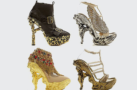 נעלי אלכסנדר מקווין