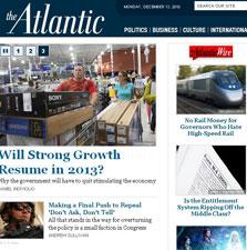 האטלנטיק. כך עובדים נכון עם הרשת, צילום מסך: theatlantic.com