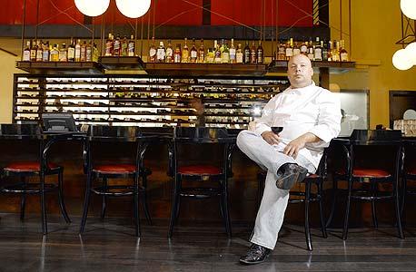 """יונתן רושפלד. """"בפתיחה של הרברט סמואל חציתי את הקווים והפכתי משף למסעדן"""""""