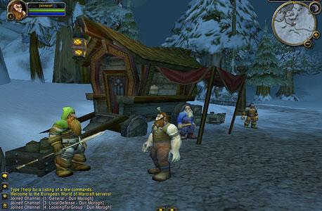 שובר שיאים. World of Warcraft