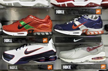 נעלי ספורט מזוייפות