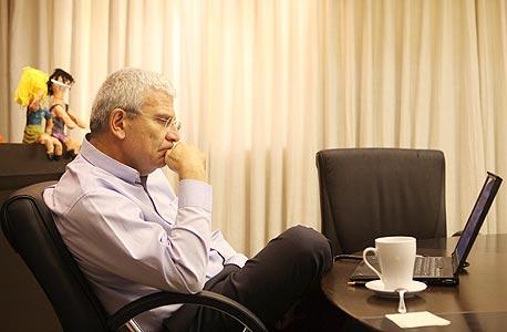 מוסף מנהלים יום בחיי אלי יונס יום עם אלי יונס, צילום: אוראל כהן