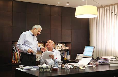 מוסף מנהלים יום עם אלי יונס, צילום: אוראל כהן