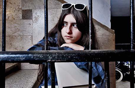 """מאיה אלדר, 16. """"אני לא יכולה להתנתק מפייסבוק"""""""