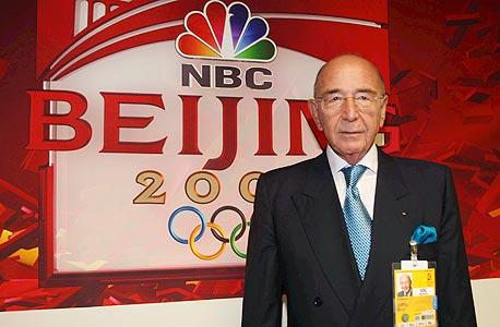 אלכס גלעדי. NBC זכו ב-34 אמיס, צילום: ראובן שוורץ