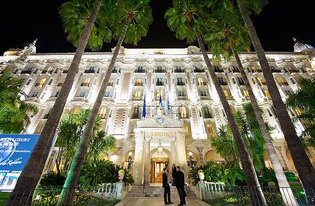 המלון בו התקיים הקוקטייל לעובדים, צילום: Samson