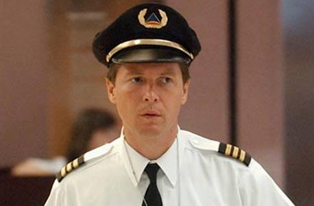 טייס, צילום: בלומברג