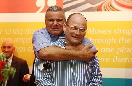 משה טרי ויורם טורבוביץ