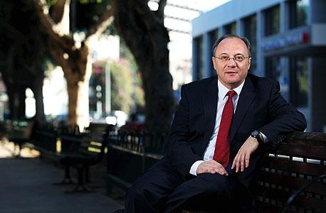 פרופ' ליאו ליידרמן,  הכלכלן הראשי של בנק הפועלים