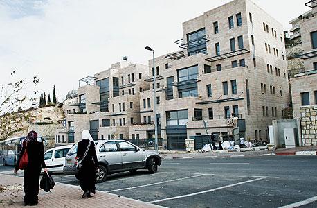 """פרויקט נוף ציון בג'בל מוכבר בירושלים. """"מיקום שמזמין צרות"""""""