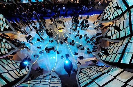 תערוכת CES ב-2010. השנה צפויים להגיע יותר מ-120 אלף מבקרים, צילום: אי פי אי