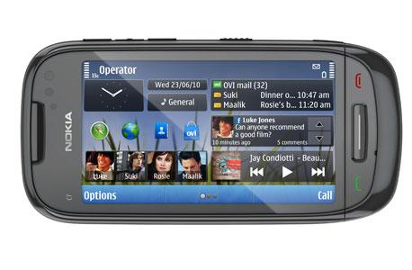 """בדיקת """"כלכליסט"""": Nokia C7 - נוקיה ממשיכה לאכזב"""