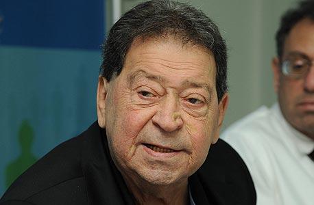 השר לשעבר בנימין בן אליעזר, צילום: ישראל הדרי
