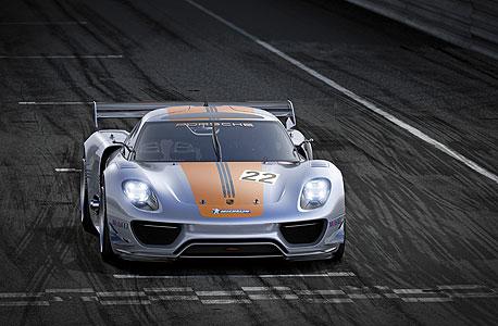 פורשה מציגה: כך ייראו בעתיד מכוניות המירוץ