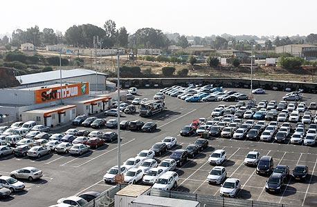 המיסוי הירוק הגדיל את יבוא כלי הרכב פרטיים: עלייה של 2.6% בחודש יולי