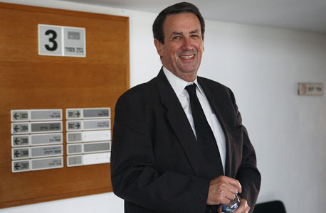 """עו""""ד קומיסר. הפרקליט היחיד שהועמד לדין, צילום: אוראל כהן"""