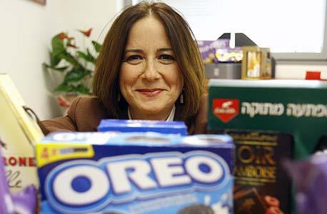 """מנכ""""לית קראפט ישראל: """"המטרה הראשונה שלנו - 10% משוק השוקולד בארץ"""""""