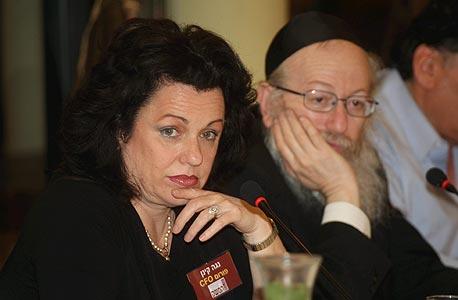 נגה קינן עם יעקב ליצמן