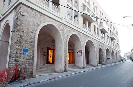 רחוב יפת ביפו: שיפוץ ובנייה נרחבים שבמרכזם שיקום הקשתות העותמאניות של יפו ההיסטורית