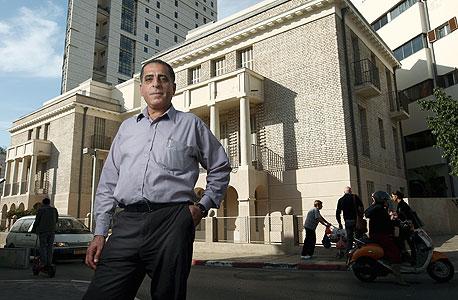 """שגראוי מול בית התאומים בתל אביב: """"כשמסתכלים על ההיסטוריה שלכם רואים שתמיד רציתם יופי שמוגש בפשטות. זה גם מה שיפה בתל אביב"""""""