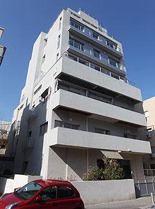 פרויקט שימור והרחבה של שגראוי ברח' מיכה 3 בתל אביב